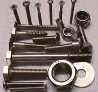 Stainless Steel Fasteners Bolts Rivets S Socket Products Split Pins